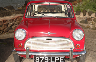 879 LPE - '59 Mini Minor